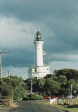 Point Lonsdale Lighthouse, Victoria.